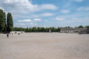 Dachau Concentration Camp Parade Grounds