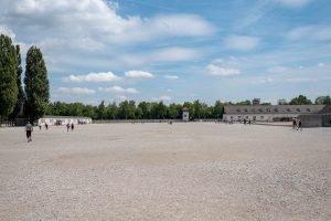Dachau Concentration Camp Parade Grounds