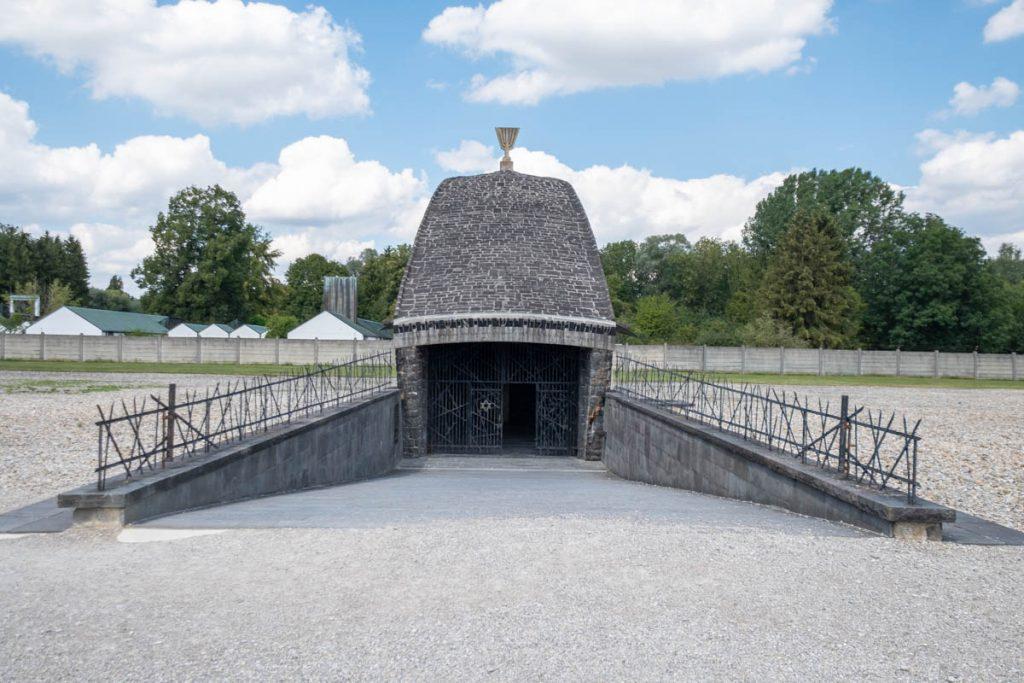 Jewish Memorial at Dachau