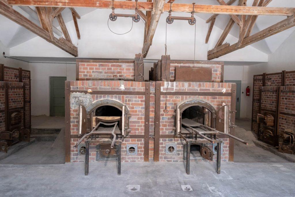 Crematorium Dachau