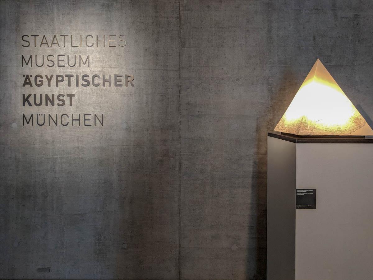 Egyptian Museum Munich