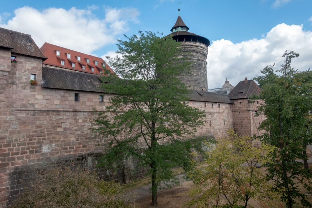 Nuremberg Old Town Wall